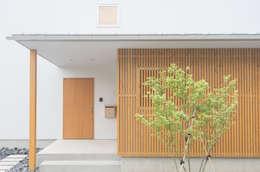 modern Houses by 加藤淳一級建築士事務所