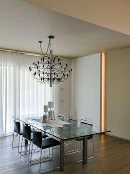 Salle à manger de style de style Moderne par Claude Petarlin