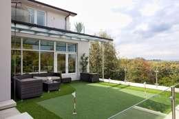 Terrasse von Des Ewing Residential Architects