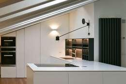 Cocinas de estilo minimalista de Claude Petarlin