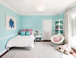 Спальни в . Автор – Clean Design