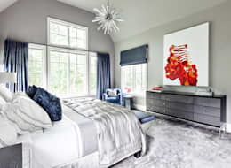 modern Bedroom by Clean Design