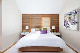 غرفة نوم تنفيذ Clean Design