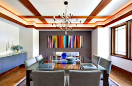 modern Dining room by Clean Design