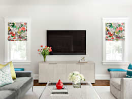 modern Living room by Clean Design