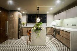 باورچی خانہ by pmasceroarquitectura