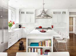 Cocinas de estilo moderno por Clean Design