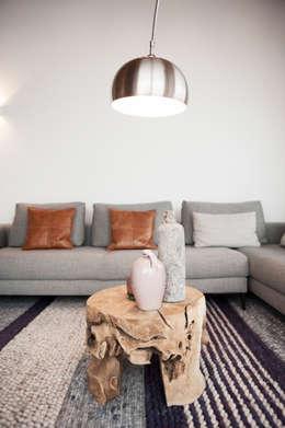 modern Living room by Mood Interieur