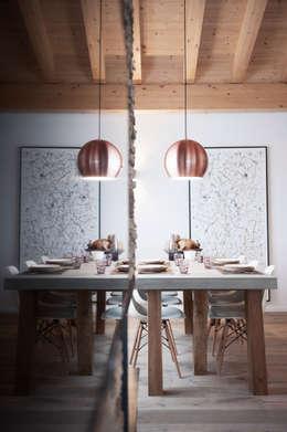 Projekty,  Kuchnia zaprojektowane przez Mood Interieur