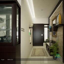 Koridor dan lorong by Premdas Krishna