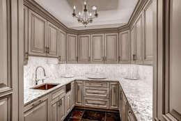 Butler's Pantry : classic Kitchen by Studio Design LLC