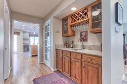 Wet Bar : classic Wine cellar by Studio Design LLC