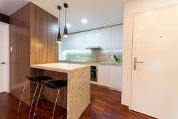 Cocinas de estilo moderno por Objetos DAC