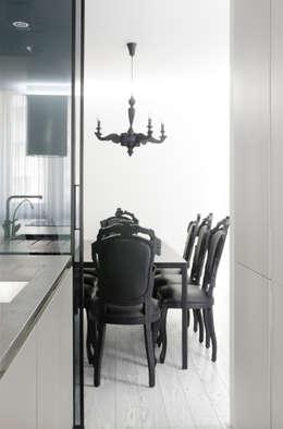 Nhà bếp by LINE architects
