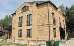 Дом в Захарово: Дома в . Автор – архитектурная мастерская МАРТ