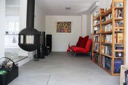 Comment moderniser une chemin e l 39 exemple avec cette for Architecte maison individuelle lyon