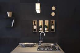 Cocinas de estilo industrial por Ronda Design