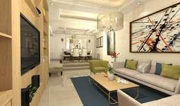 Столовые комнаты в . Автор – Ain Designs Studio