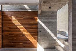 Casas de estilo moderno por Besonías Almeida arquitectos