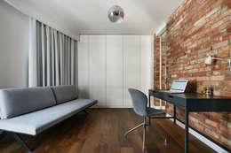 modern Study/office by BLACKHAUS