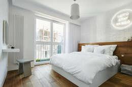 modern Bedroom by BLACKHAUS