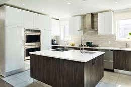 modern Kitchen by M Monroe Design