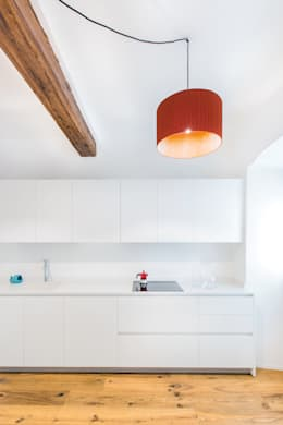 minimalistic Kitchen by officina8a.com