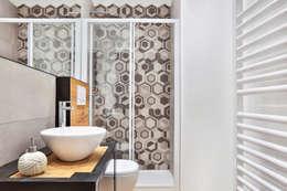minimalistic Bathroom by officina8a.com
