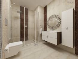 modern Bathroom by nihle iç mimarlık