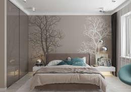 спальня: Спальни в . Автор – 'PRimeART'