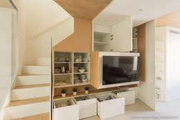 Sala de estar  por Pablo Muñoz Payá Arquitectos
