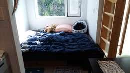 modern Bedroom by 아키제주 건축사사무소