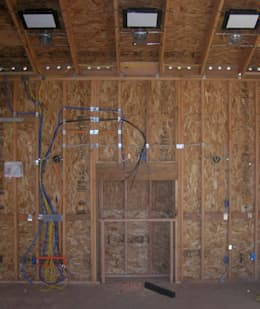 Wiring:   by Electricians Cape Town
