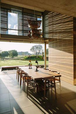 Dining Room: modern Dining room by www.mezzanineinteriors.co.za