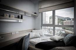 BRAVO INTERIOR DESIGN & DECO    SCAN STYLE:  臥室 by 璞碩室內裝修設計工程有限公司