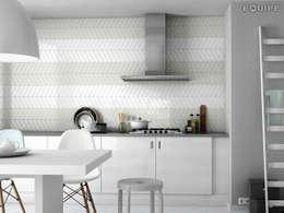 مطبخ تنفيذ Equipe Ceramicas