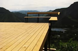 Terrace by Taller de Ensamble SAS