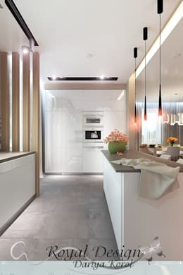 minimalistic Kitchen by Your royal design
