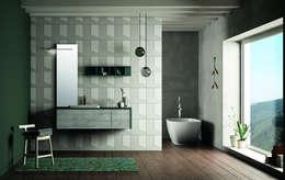 modern Bathroom by Mastella Design