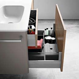 Baños de estilo  por Mastella Design