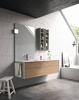 modern Bathroom by Mastella Design