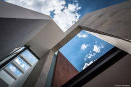Casa Contadero / CANOCANELA Arquitectura:  de estilo  por Oscar Hernández - Fotografía de Arquitectura