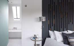 Habitaciones de estilo moderno por Elemental Architecture