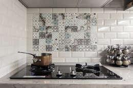 مطبخ تنفيذ 大晴設計有限公司