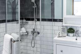 rustic Bathroom by 潤澤明亮設計事務所