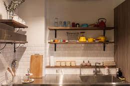 Dapur by 珞石設計 LoqStudio