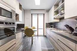 modern Kitchen by Facile Ristrutturare