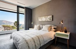 Exner Penthouse: modern Bedroom by 2MD Exclusive Italian Design