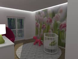 Cuartos infantiles de estilo moderno por EGO Interior Design