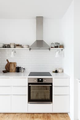 scandinavian Kitchen by Arkstudio